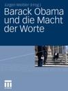 Barack Obama Und Die Macht Der Worte