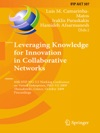 Leveraging Knowledge For Innovation In Collaborative Networks