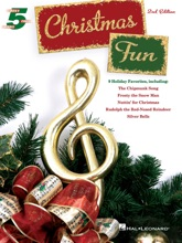 Christmas Fun For Five-Finger Piano (Songbook)