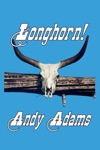 LONGHORN Cattle Driving On The Great Western Trail
