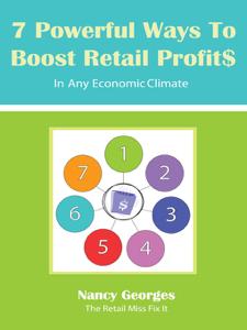 7 Powerful Ways to Boost Retail Profits....In Any Economic Climate La couverture du livre martien