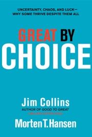 Great by Choice - Jim Collins & Morten T. Hansen Book