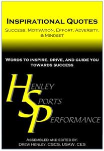Inspirational Quotes: Success, Motivation, Effort, Adversity, & Mindset Book Review