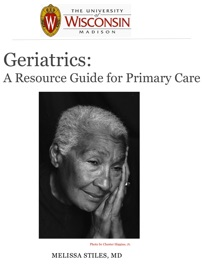 Geriatrics A Resouce Guide For Primary Care
