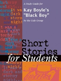 A Study Guide For Kay Boyle S Black Boy