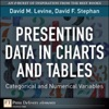 Presenting Data In Charts And Tables: Categorical And Numerical Variables