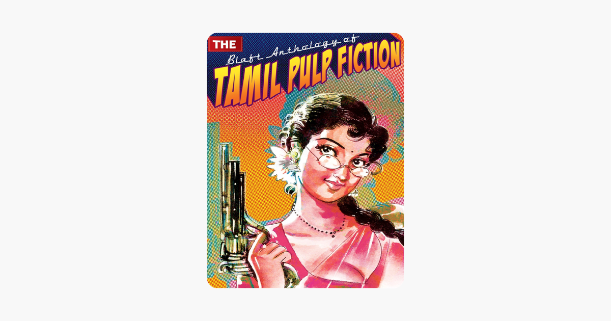 Manual The Blaft Anthology of Tamil Pulp Fiction, Vol  1