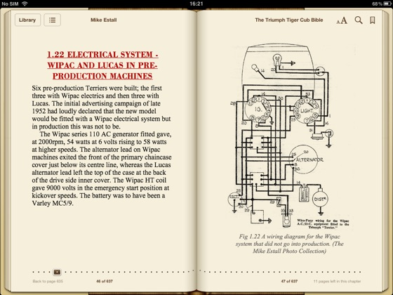 U200ethe Triumph Tiger Cub Bible On Apple Books