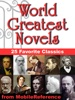 World Greatest Novels: 25 Favorite Classics