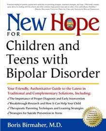 New Hope For Children And Teens With Bipolar Disorder