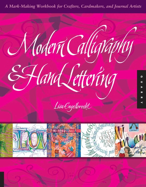 Modern Calligraphy and Hand Lettering by Lisa Engelbrecht on Apple Books