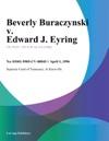 040196 Beverly Buraczynski V Edward J Eyring