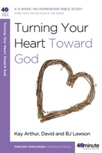 Turning Your Heart Toward God