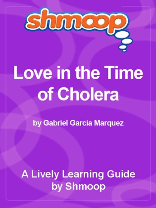 Shmoop Literature Guide: Love in the Time of Cholera image