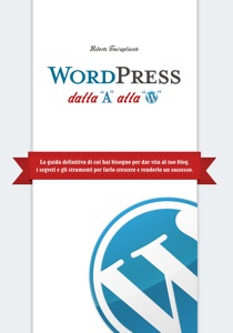 WordPress dalla A alla W Book Cover