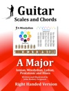 Guitar Scales And Chords - A Major