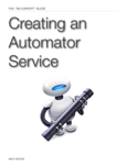 Creating an Automator Service