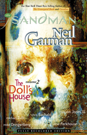 The Sandman Vol. 2: The Doll's House (New Edition) book