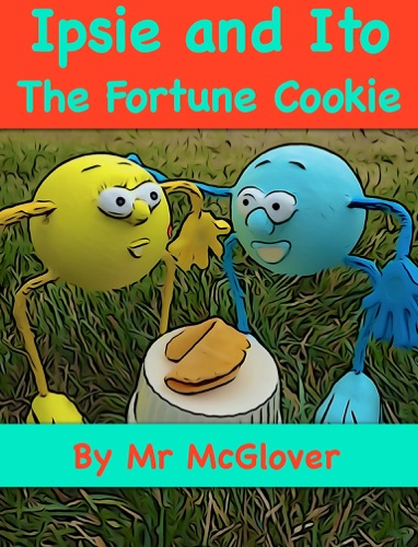 Mr McGlover - Ipsie and Ito - The Fortune Cookie