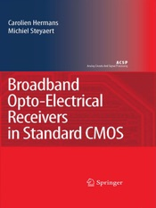 Download Broadband Opto-Electrical Receivers in Standard CMOS