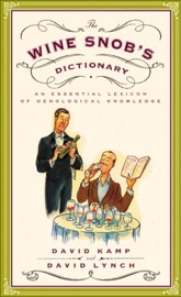 THE WINE SNOBS DICTIONARY