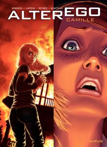 Alter Ego - Saison 1 - Camille La couverture du livre martien