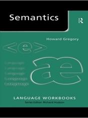 Download and Read Online Semantics