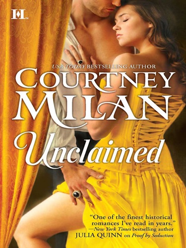 Courtney Milan - Unclaimed