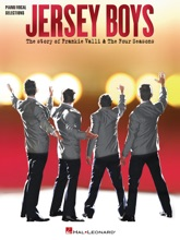 Jersey Boys - Vocal Selections (Songbook)