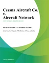 Cessna Aircraft Co V Aircraft Network
