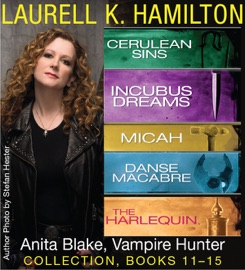 Laurell K. Hamilton's Anita Blake, Vampire Hunter collection 11-15 PDF Download