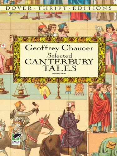 """the comparison of time periods in geoffrey chaucers canterbury tales Represented in geoffrey chaucer""""s canterbury tales where most of the tales engage with gender relations and reflect the characters"""" perspectives towards the opposite sex 2 chaucer portrays the complex relationship between the sexes with irony and humor, a quality which."""