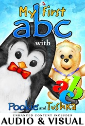 Download My First ABC With Pookie and Tushka