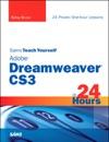 Sams Teach Yourself Adobe Dreamweaver CS3 In 24 Hours