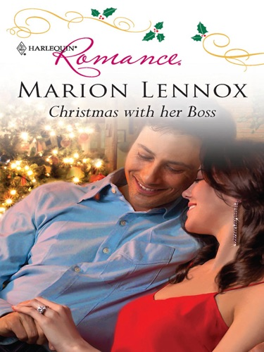 Marion Lennox - Christmas with her Boss