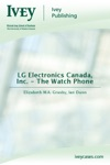 LG Electronics Canada Inc - The Watch Phone