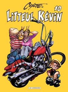 Litteul Kevin – Tome 10 La couverture du livre martien