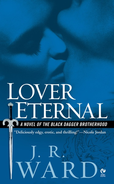 Lover Eternal - J.R. Ward book cover