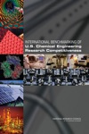 International Benchmarking Of US Chemical Engineering Research Competitiveness