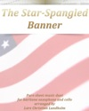 The Star-Spangled Banner Pure Sheet Music Duet For Baritone Saxophone And Cello