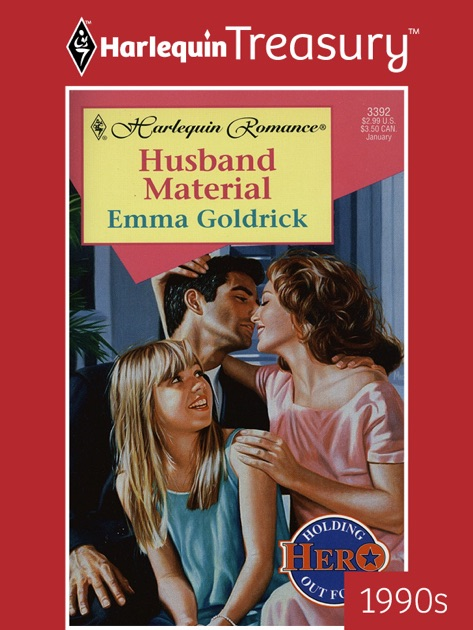 Husband Material By Emma Goldrick On Apple Books
