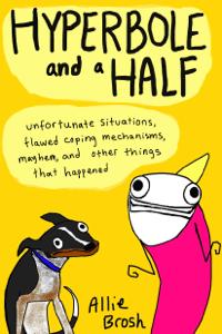 Hyperbole and a Half Buch-Cover
