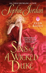 Sins of a Wicked Duke Book Cover