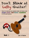 Dont Stink At Lefty Guitar Book 1