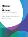 Mcquay V Mcquay