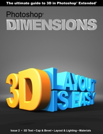Photoshop Dimensions - Issue 2 - Kevin Bomberry & Pete Falco