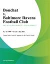 Bouchat V Baltimore Ravens Football Club