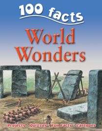 100 Facts World Wonders book