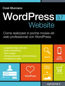 Wordpress website da Cosè Murciano