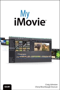 My iMovie Book Cover